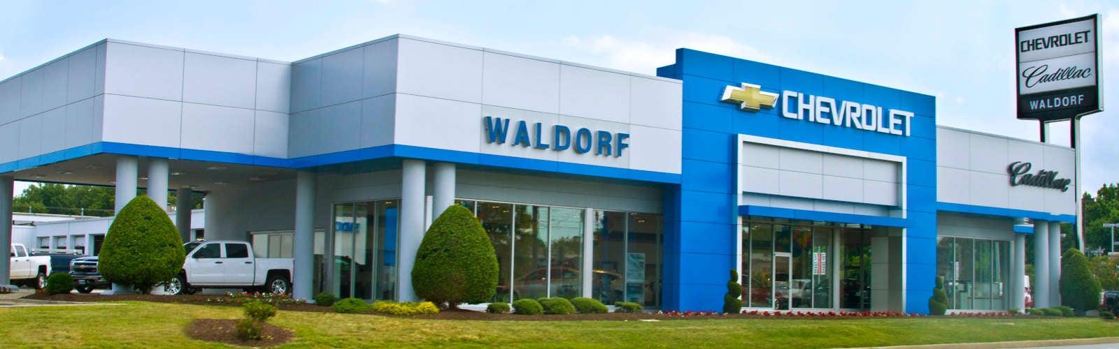 Waldorf Chevrolet Cadillac Chevrolet Dealer In Maryland